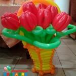 Ц30-970 рублей (9 цветков)