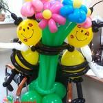 Ц46-1100 рублей (9 цветков)