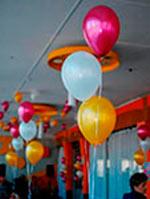 фонтан из шаров купить