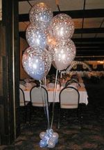 фонтан из шаров шар в шаре купить